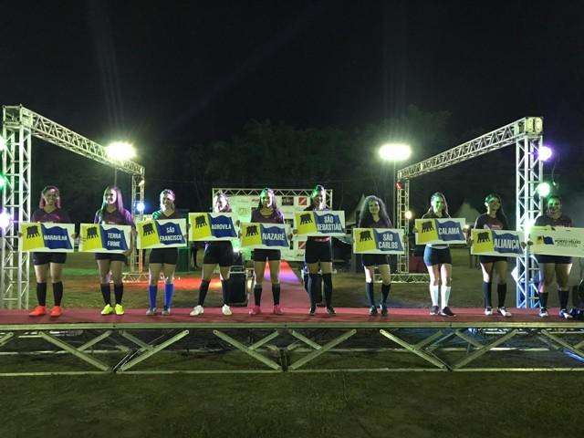 Interdistrital: quatro equipes lideram no masculino e vila São Sebastião está isolada no feminino