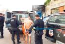 Apenados são presos com armas artesanais, após jogarem fezes e urina em agentes penitenciários
