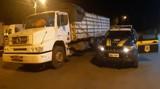PRF apreende caminhão com quase 19 mil litros de cerveja