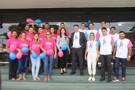 Saúde: Edesio Fernandes realiza campanha Outubro Rosa Novembro Azul