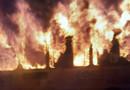 Vídeos: Criminosos incendeiam ônibus em Porto Velho