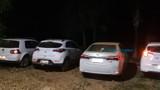 Recuperados pela Polícia os veículos roubados de empresa que faz leilões