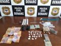 Traficante vendia drogas em empresa na Capital