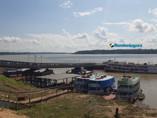 Marinha libera o Terminal Hidroviário do Porto Cai N'Água