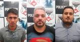 Foragidos são presos em ação da Polinter e 1ª DP em Porto Velho