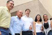 Coronel Chrisostomo participa da entrega de conjuntos residenciais e reforça o direito a moradia