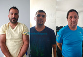 Polícia prende bando que furtou máquinas pesadas do depósito da Sefin