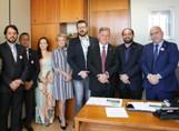 Liderança de Mosquini:  União entre Governo de Rondônia, ALE e INCRA poderá resolver a regularização fundiária de Rondônia