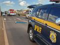 Motorista atropela grávida em faixa de pedestres na BR-364