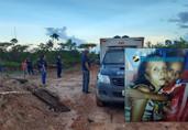 Encontrada morta a mãe da criança afogada em área de loteamento na Capital