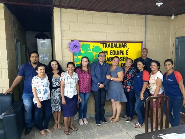 Escola Marcos Freire terá salas de aula climatizadas com emenda do deputado Alex Silva.