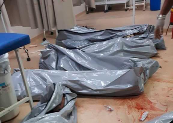Resultado de imagem para 17 mortos em manaus