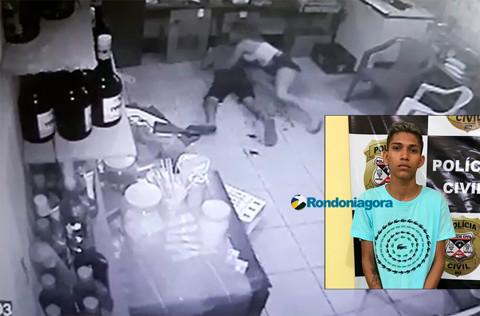 Vídeo: Polícia desvenda crime e prende bandidos que mataram comerciante em julho desse ano