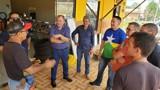 Deputado Eyder Brasil visita a Ponta do Abunã, busca melhorias para a comunidade e realiza Ato de Filiação