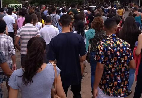Mais de 58 mil candidatos fazem provas do Enem em Rondônia