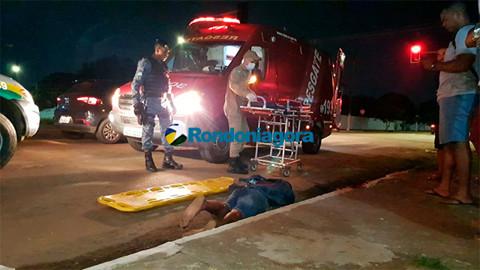 Após roubo em parada de ônibus, bandidos são presos com arma de brinquedo