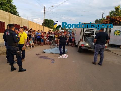 Criminosos executam jovem em Porto Velho