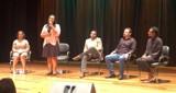 Joelna Holder participa de lançamento do livro Mar do Caribe à Beira do Madeira