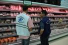 Força-tarefa fiscaliza supermercados e comércios da Capital