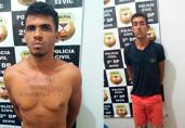 Polícia prende criminosos pouco depois de assassinato em Vista Alegre