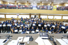 Secretária Ivonete Gomes e servidores da Semes recebem homenagens da Assembleia Legislativa