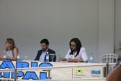 Vereadora Joelna Holder participa do II Seminário para profissionais da educação