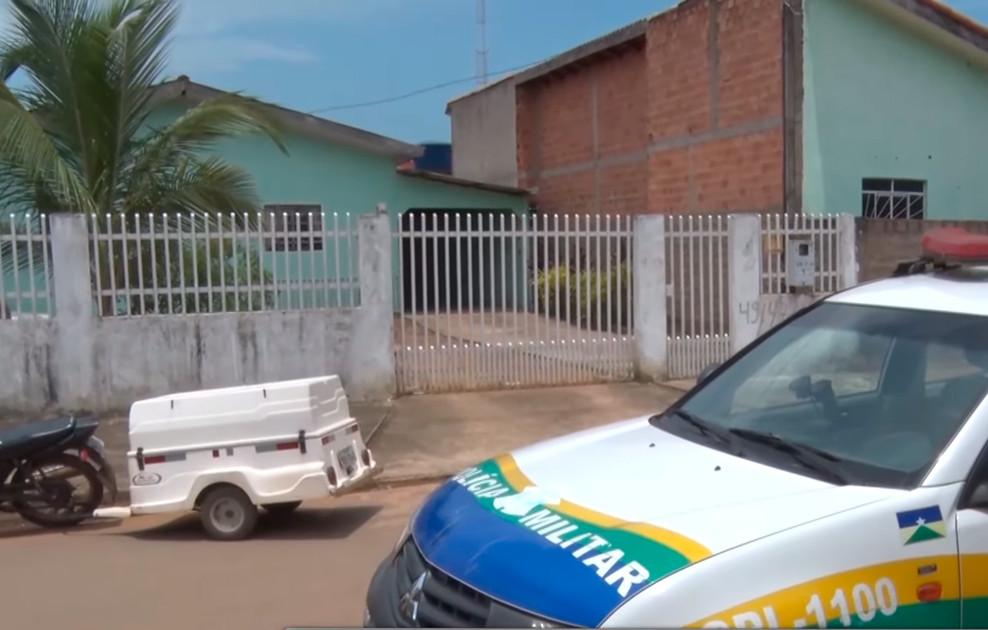 Filho confessa ter matado o pai em Ariquemes - Jornal Rondoniagora