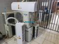 Polícia flagra criminosos furtando centrais de ar condicionado em escola na Zona Sul