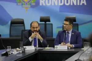 Presidente da Assembleia ressalta importância da união entre os poderes para o cumprimento do Teto de Gastos