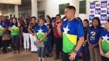 """Centenas de atendimentos são realizados durante a """"Cidadania no Bairro"""", afirma Eyder Brasil"""
