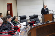 Deputado Ismael Crispin prestigia posse da nova cúpula diretiva do TJRO