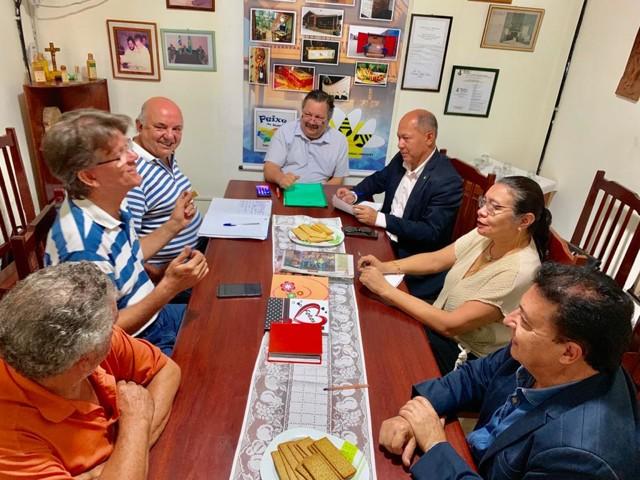 Coronel Chrisóstomo integra Frente Parlamentar Mista em defesa da Micro e Pequena Empresa
