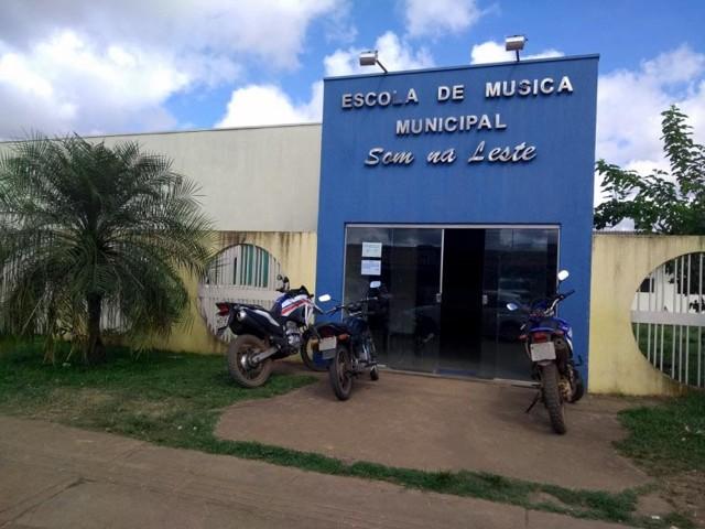 Prefeitura abre novas vagas para Escola de Música Som na Leste