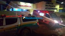 Ciclista cai embaixo de caminhão e morre esmagado na frente da UPA da Zona Sul