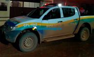 Bandidos atiram em residência na Zona Leste