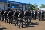 PM começa na segunda-feira operação para reforçar segurança no final de ano