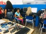 Crianças e adolescentes venezuelanos são matriculadas na rede municipal de ensino