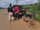 Foragido por tráfico é recapturado pela PRF após fornecer nome do irmão