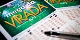 Quatro apostas do Mato Grosso, Santa Catarina e São Paulo dividem a Mega da Virada