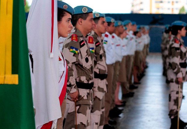 Rondônia terá quatro escolas militares financiadas pelo Governo Federal