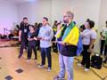 Edesio Fernandes participa de evento cristão com jovens de diversas igrejas evangélicas