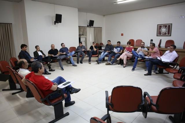 Sinjur reúne representantes sindicais para falar da Reforma da Previdência
