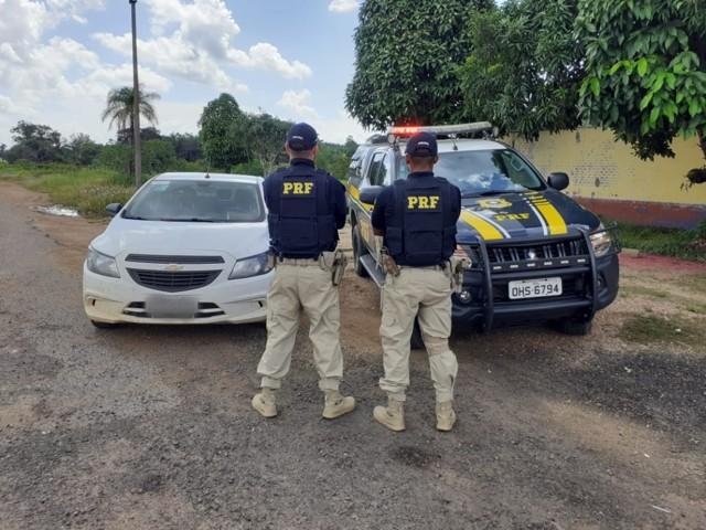 Em 15 horas, PRF flagra 9 crimes em Rondônia