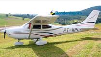 Avião é furtado de hangar em Rondônia; é o segundo caso em menos de uma semana