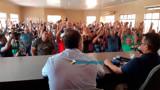 Paralisação no transporte coletivo de Porto Velho continua, decidem trabalhadores