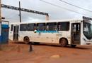 Ônibus voltam a circular na Capital com trabalhadores que não aceitaram ação de sindicato; PM garante saída
