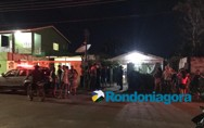 Homem mata mulher a facadas e tenta suicídio em Porto Velho