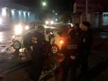 Acidente deixa mulher ferida na região central de Porto Velho