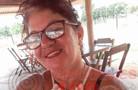 Dona de balneário é morta com três tiros