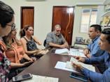 Sema busca parceria com vereador Edesio para projeto que visa levar educação ambiental nas comunidades da Capital